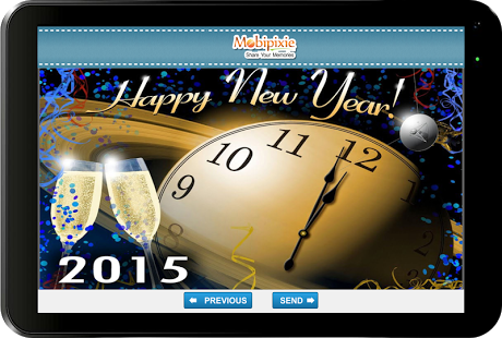 """New Year eCard & Greeting Free"" is an amazing advanced ..."