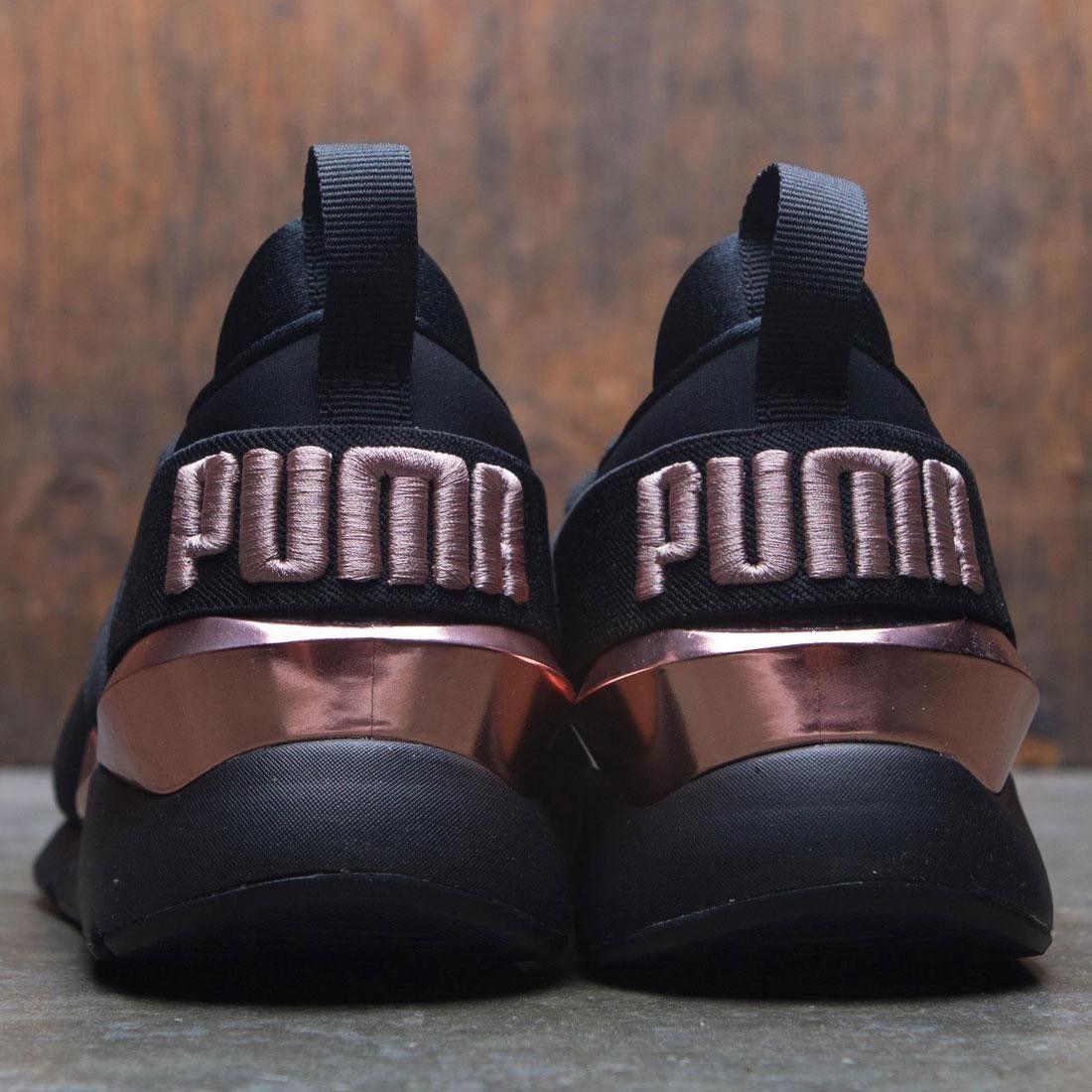 puma women's muse metal