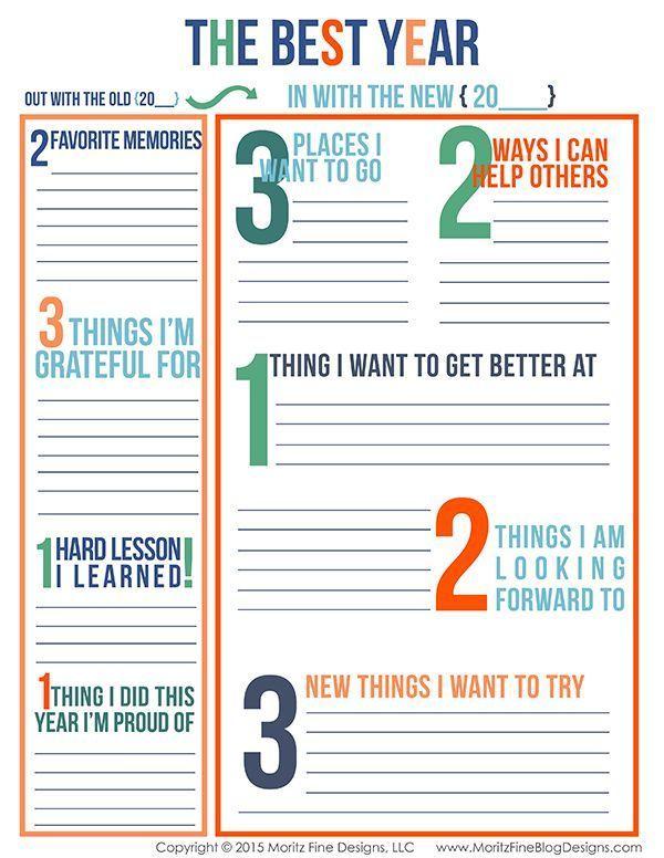 Goal Setting Worksheets for Kids & Adults | Goal setting worksheet ...