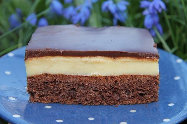 Photo of Schoko-Pudding-Kuchen vom Blech von Schiko1804 | Chefkoch