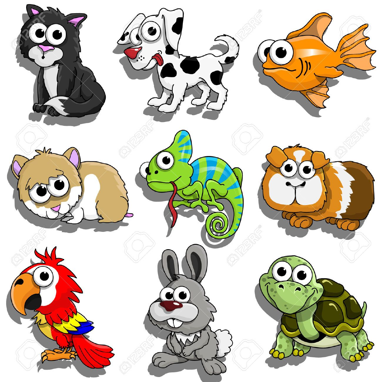 Pets Animals Clipart