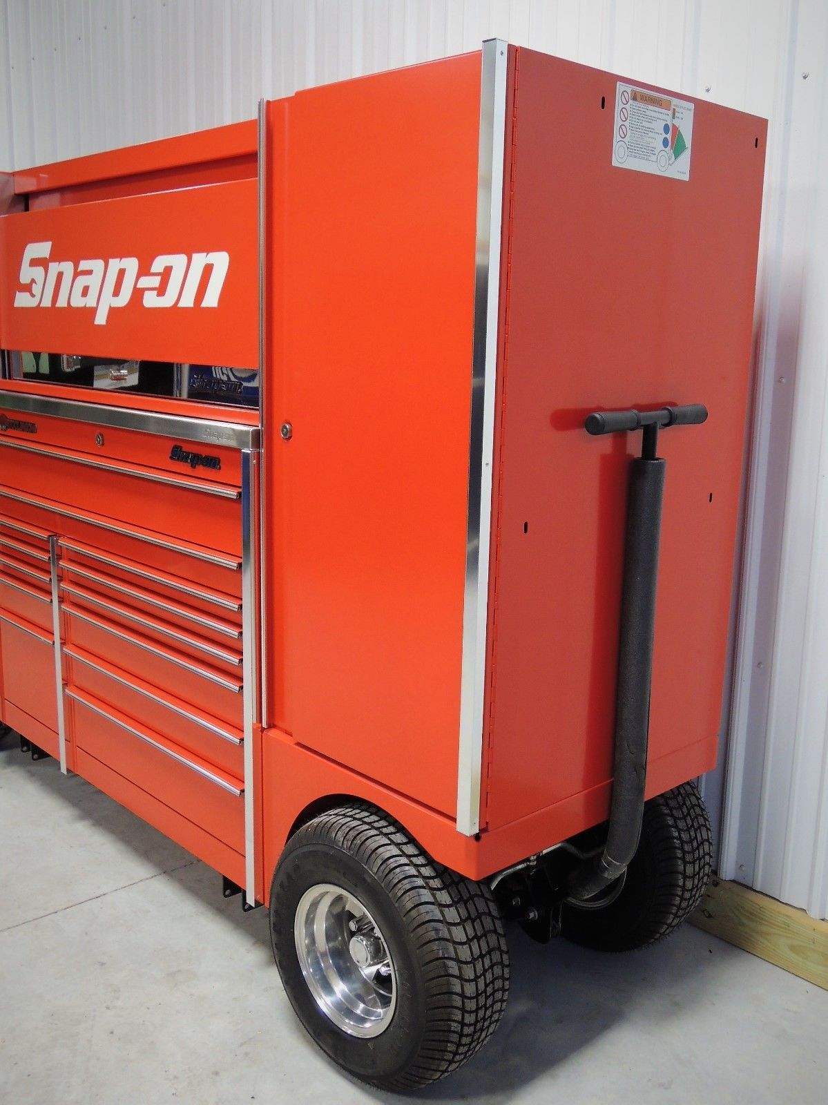 Snap On Krlp1022 Red Tuv Pit Box Tool Wagon Tool Box We Ship Ebay Tool Box Tools Garage Addition