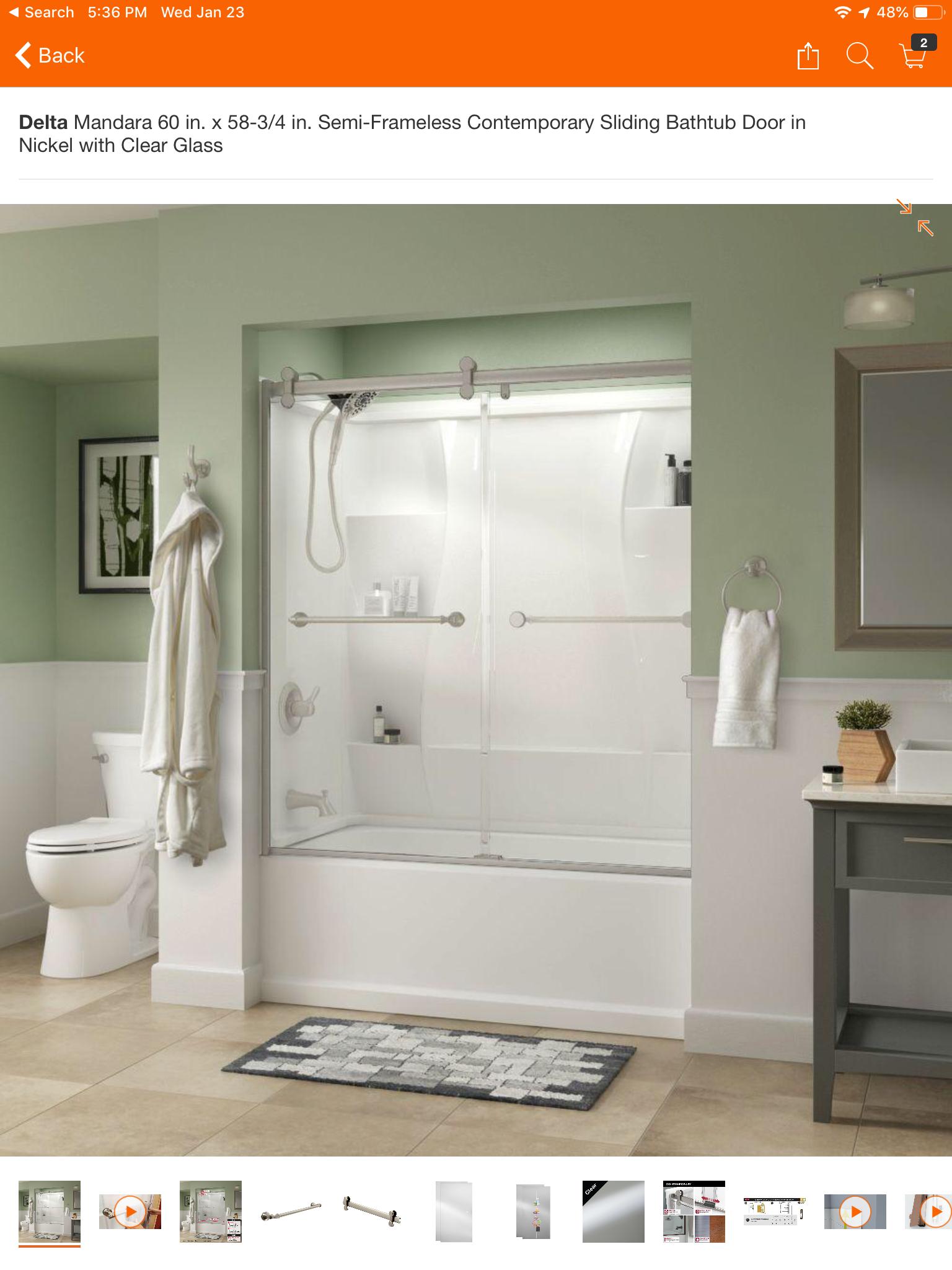 Pin By Sheri Davis On Kitchen Bath It Bathtub Doors Tub