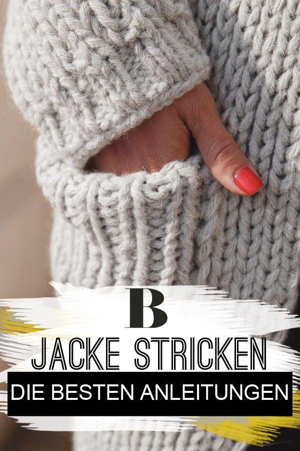 Photo of Jacke stricken – die besten Anleitungen für kuschelige Lieblingsteile