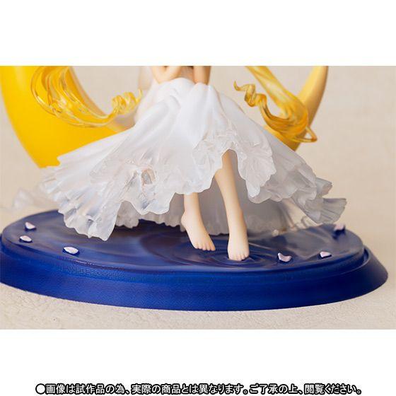Tamashii Nations Sailor Moon Princess Serenity model!