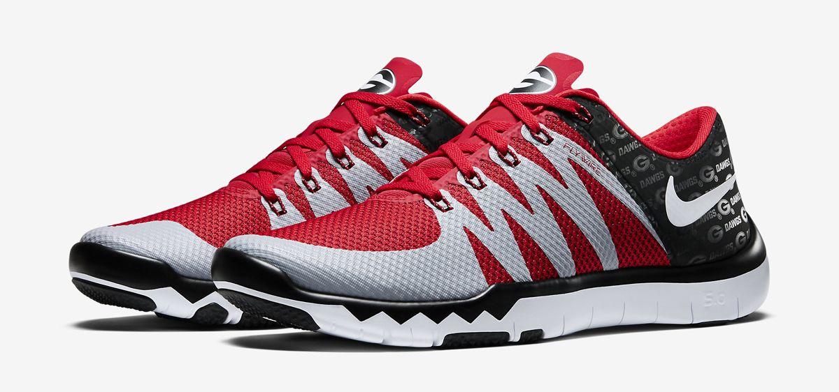Nike Free 5.0 TR( DAWGS)