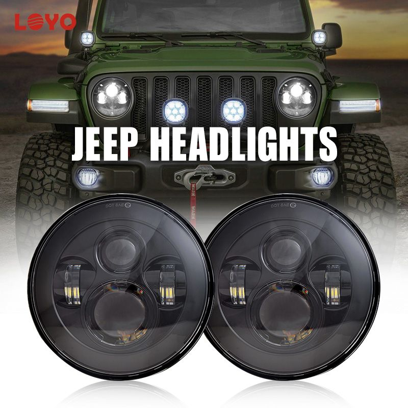 Jeep Patriot Headlights With Images Jeep Patriot Christmas
