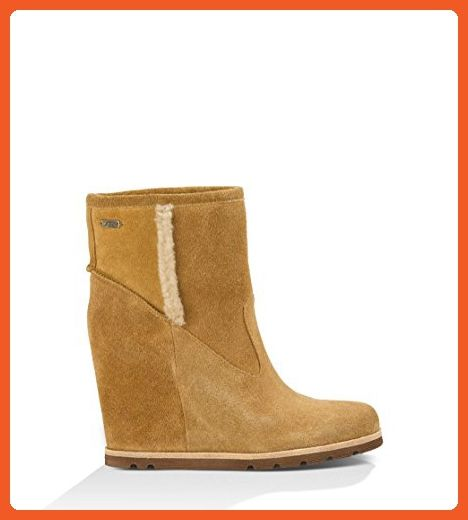 UGG Women's Jade Chestnut Suede Boot - Boots for women (*Amazon Partner-Link