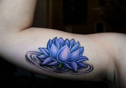 Lotus Tattoo Lotus Flower Tattoo Design Purple Lotus Tattoo Lotus Tattoo Design