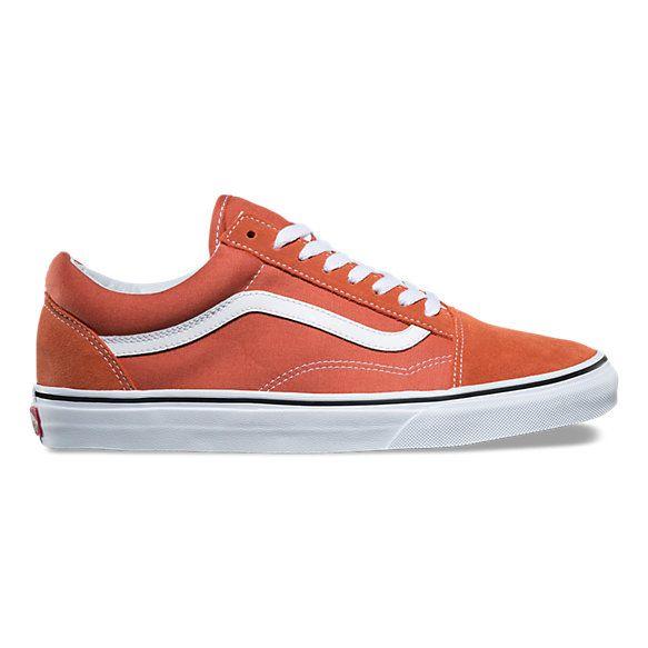 Vans Zapatos Zapatos naranja