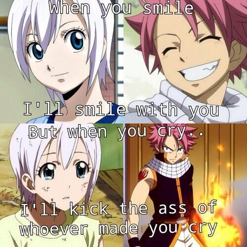 Pin by Sarah McCaslin on Fairy Tail | Natsu fairy tail