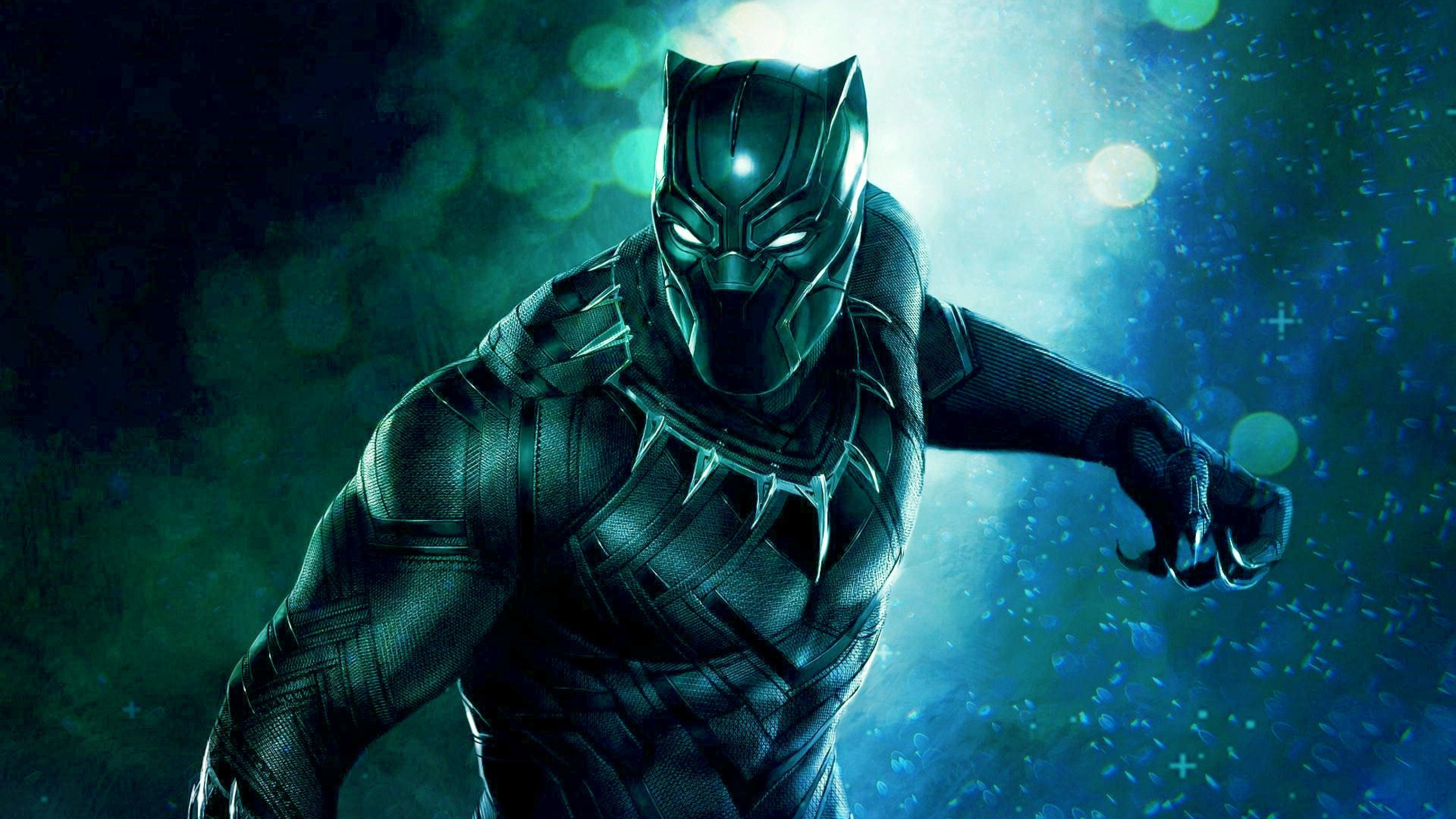 Black Panther Vector Art 4k Superheroes Wallpapers Hd Wallpapers Black Panther Wallpapers Behance Wallpapers Artwork Wallp Black Panther Vector Art Panther