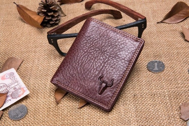 Men's Longhorn Genuine Leather Wallet-25% Off