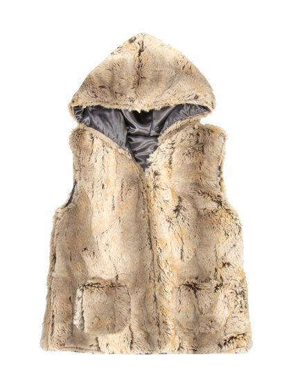 e4443f2610e2 Faux Fur Vest by Patachou at Gilt