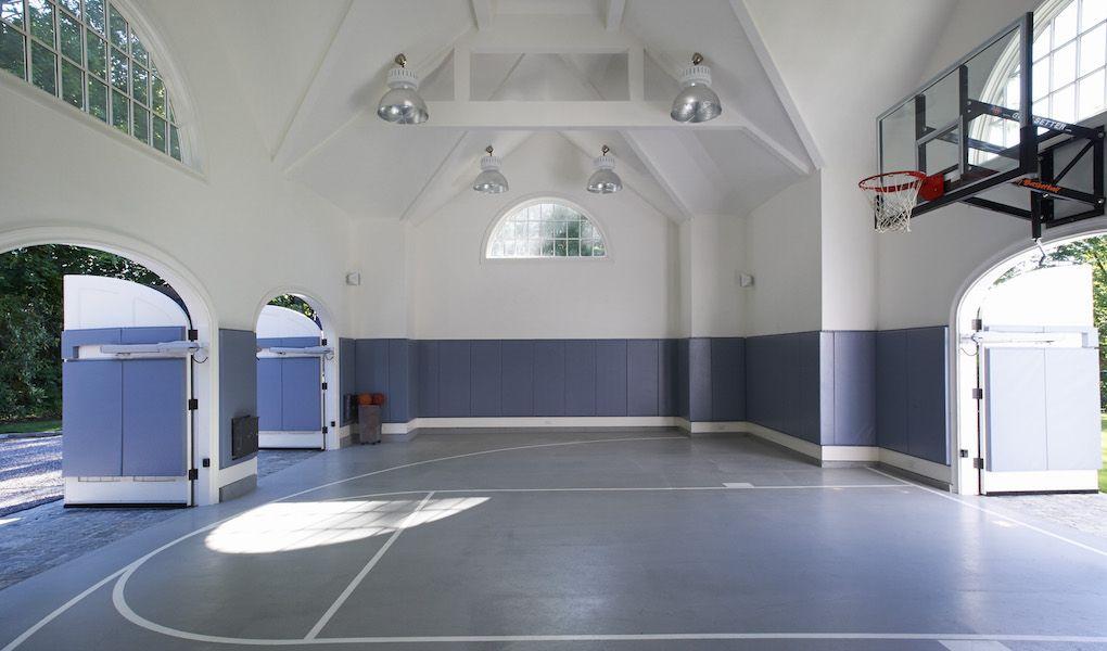 Brooks Falotico Blog Indoor Basketball Court Indoor Basketball Home Basketball Court