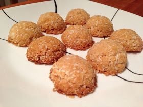 the Crohny Kitchen: Dreamy Paleo Macaroons