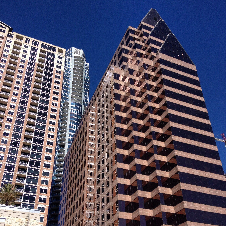 Austin, Texas highrise #architecture