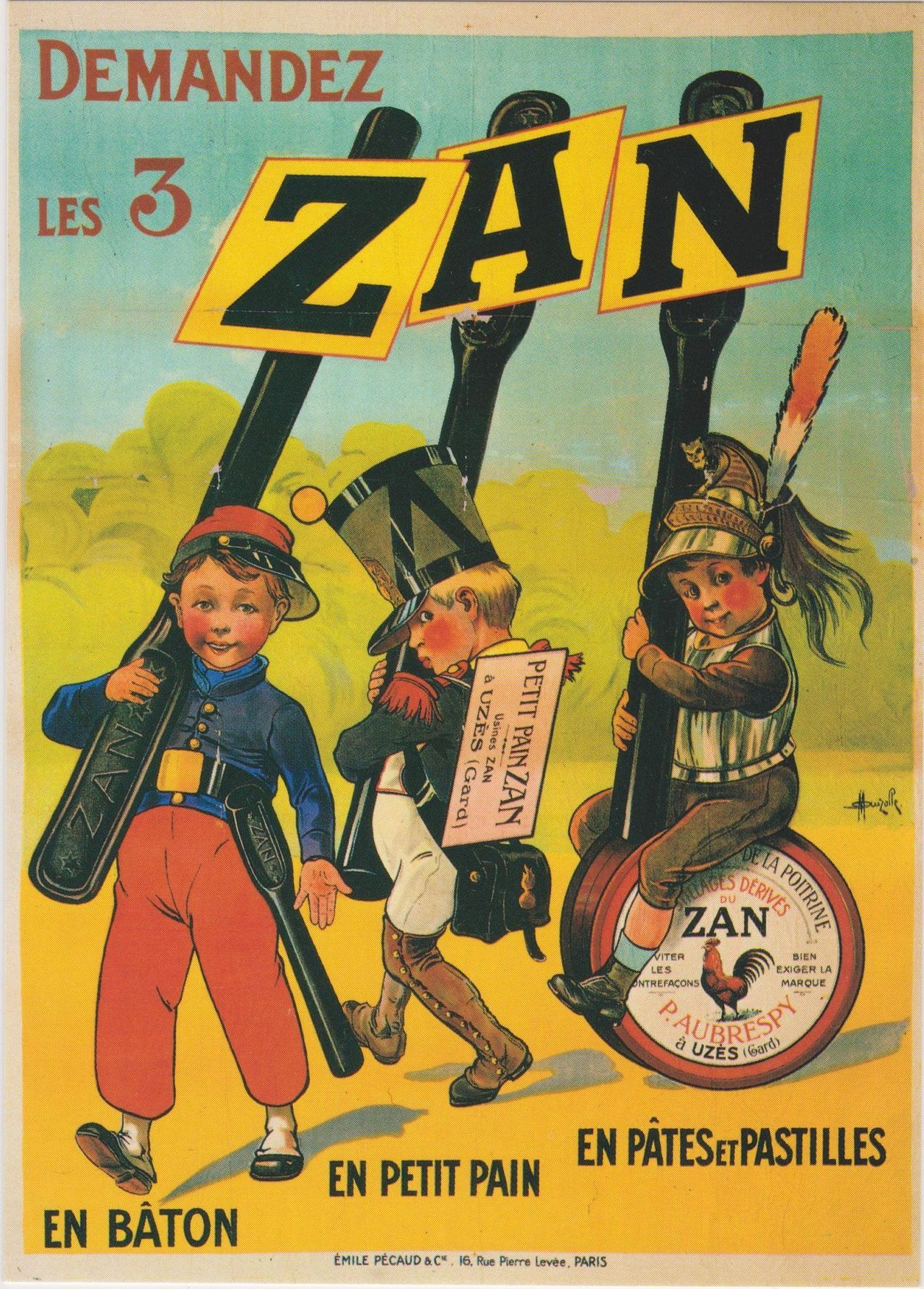 zan publicit anciennes affiches et panneaux publicitaires pinterest vintage ads and. Black Bedroom Furniture Sets. Home Design Ideas