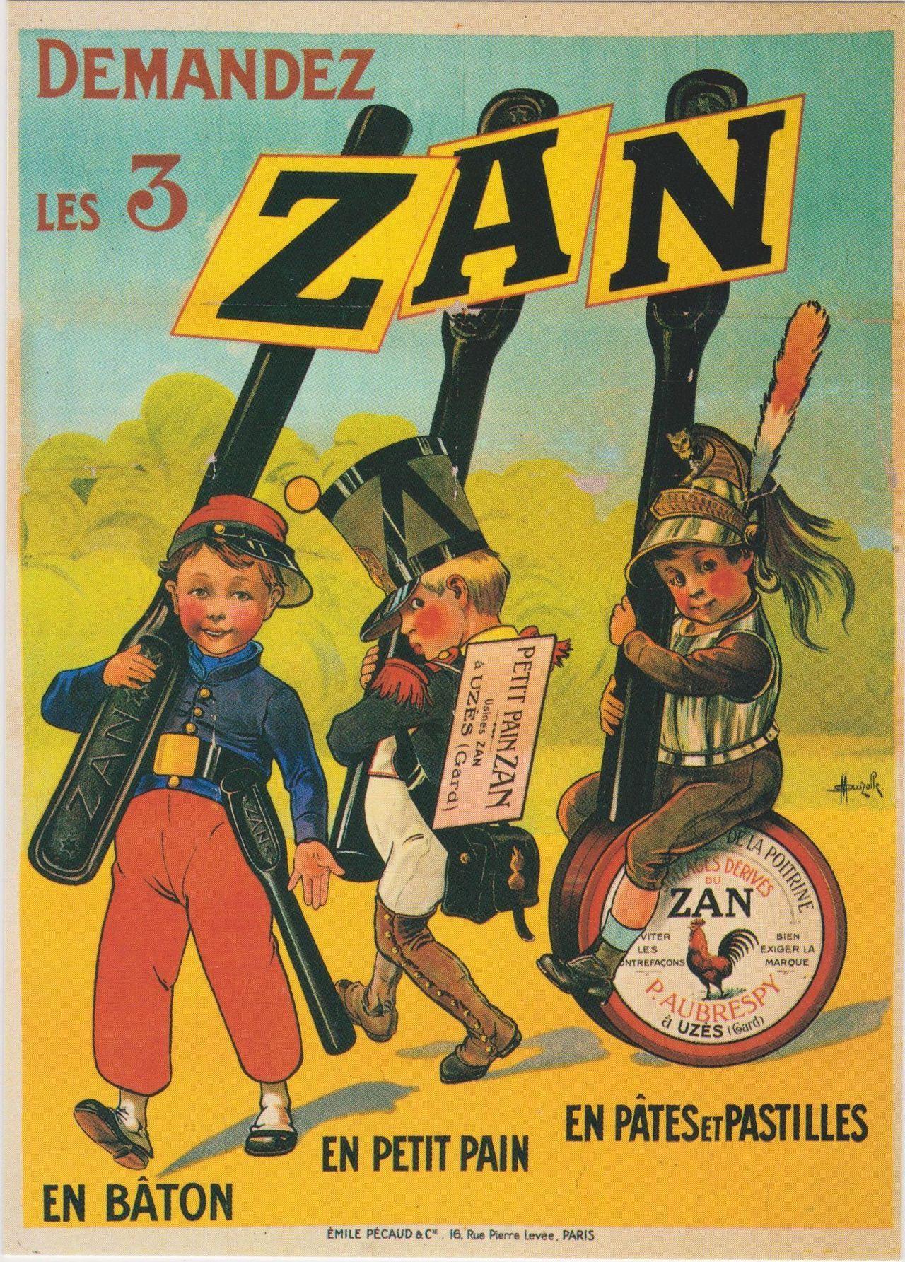 zan publicit anciennes affiches et panneaux publicitaires pinterest affiches affiches. Black Bedroom Furniture Sets. Home Design Ideas