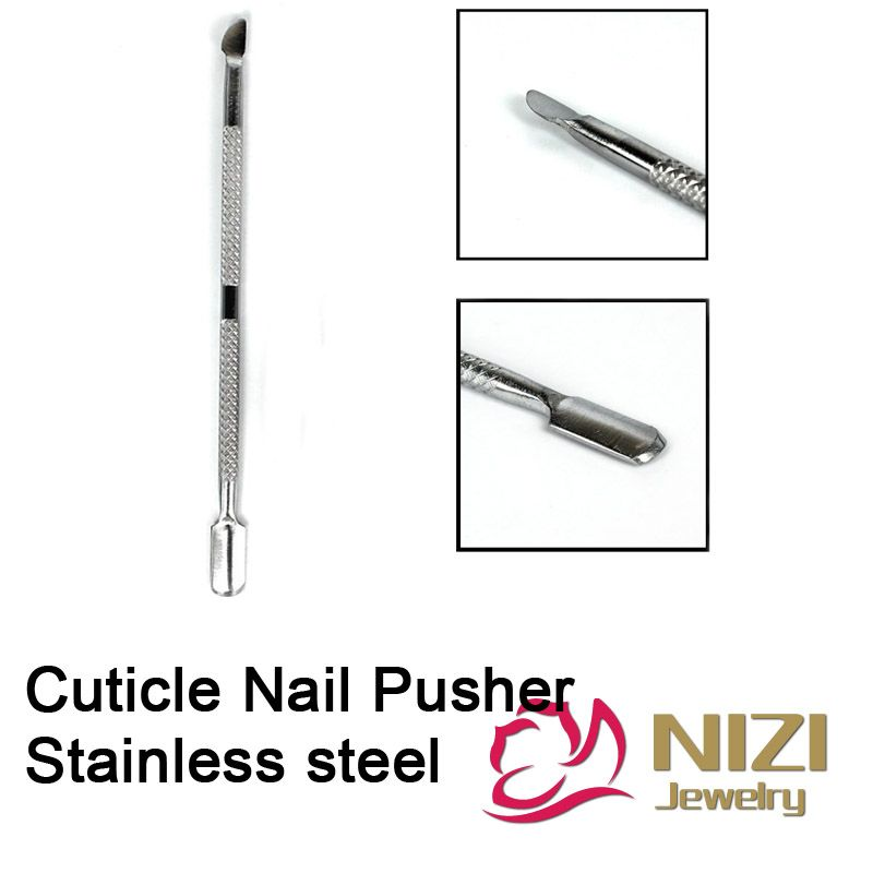 Nail File 13mm 1 pc Stainless Steel Portable Nail Tools Cuticle ...
