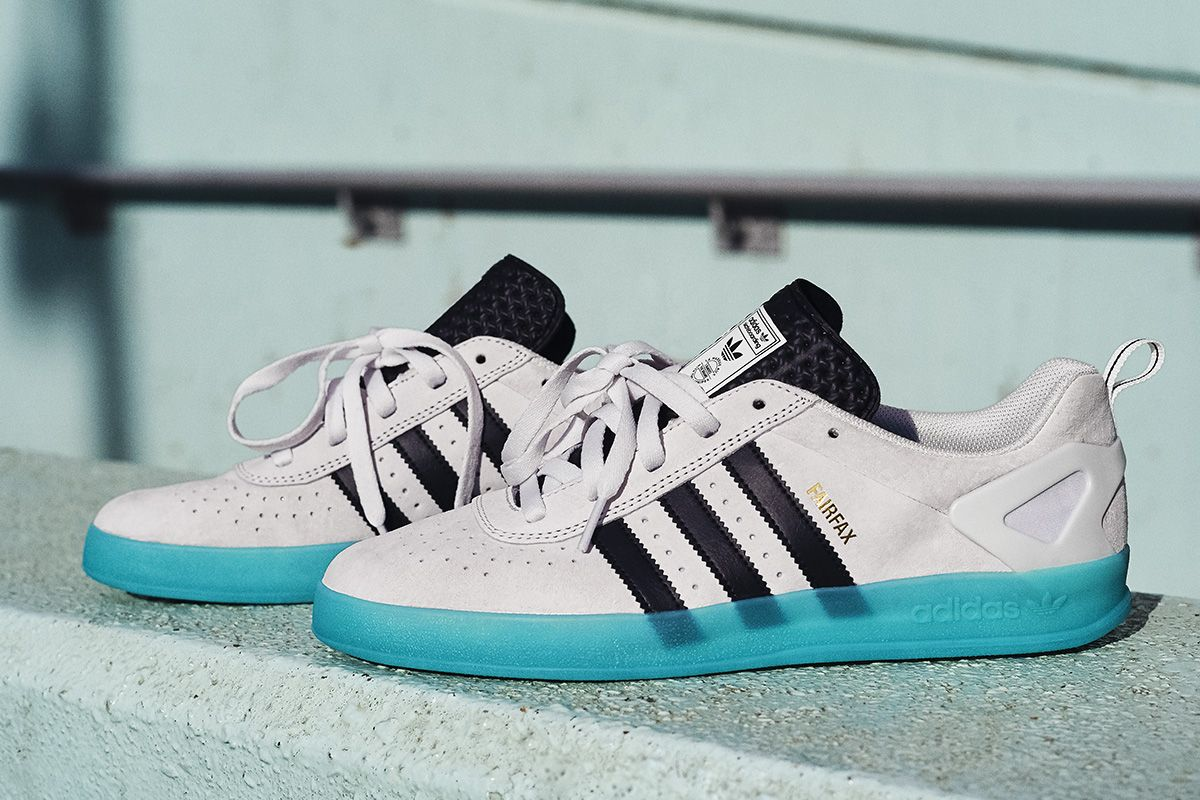adidas Skateboarding Palace Pro Colorways For Chewy Cannon & Benny Fairfax
