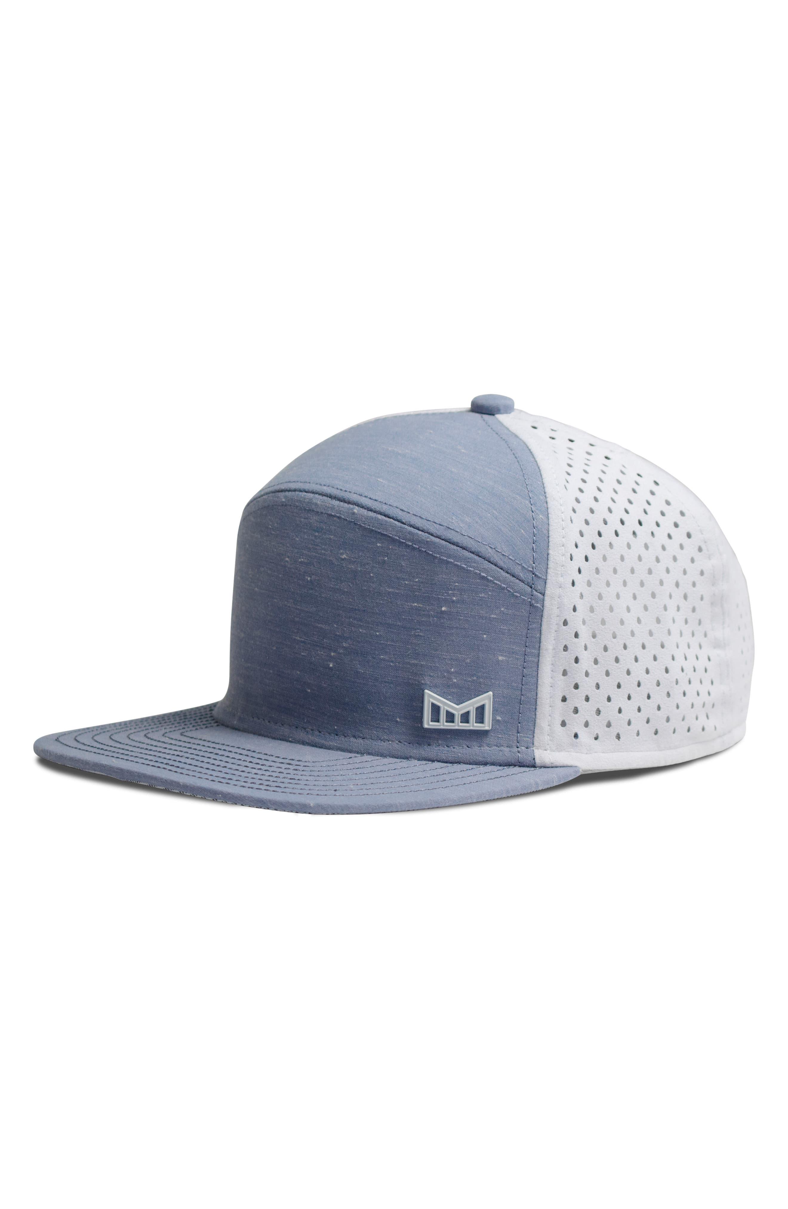 online store b4b62 1a14d Men s Melin Trenches Snapback Baseball Cap - Blue
