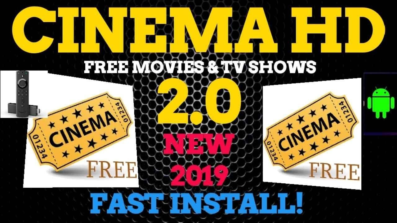 Cinema and cyberflix new update for 2020 under 7 minutes