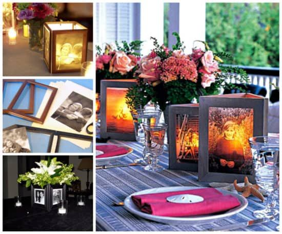 Picture Frame Luminaries DIY Video Tutorial