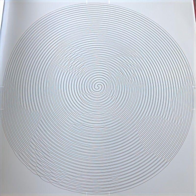 Spiroglyphics 0 Spiral Art Coloring Books Color