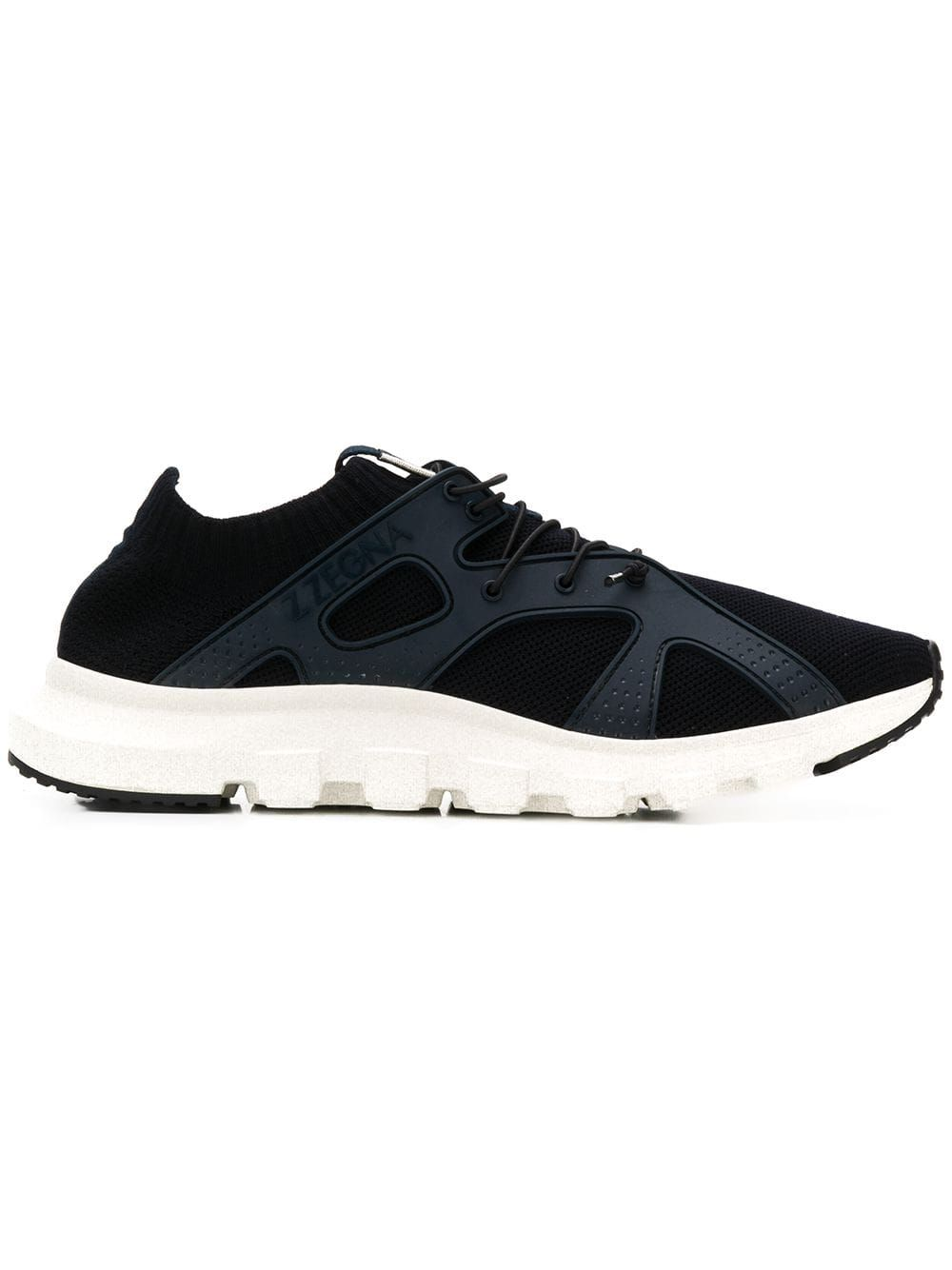8d8ca53f Z Zegna low top sneakers - Blue in 2019 | Products | Sneakers ...