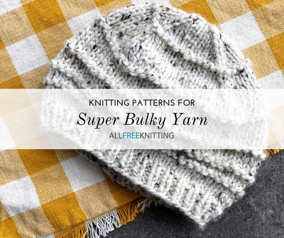50+ Free Super Bulky Knitting Patterns (With images ...