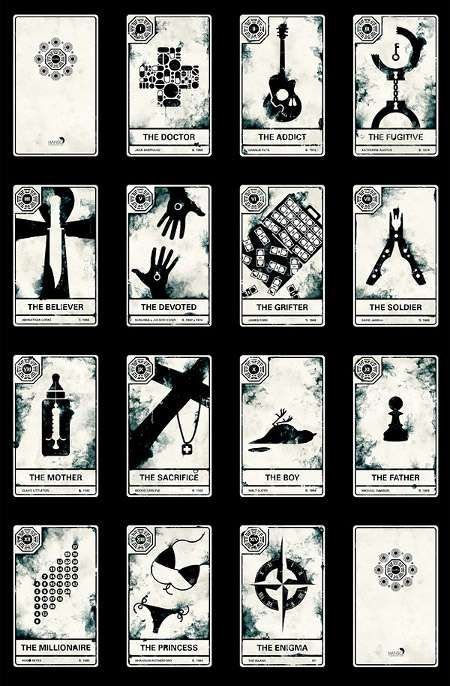 Modern Tarot Typography Tarot Cards Art Game Card Design Tarot
