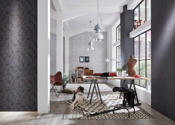 Stardesigner und TV-Liebling Guido Maria Kretschmer präsentiert seine erste Tapeten-Kollektion! (Foto: P+S International) #guido #guidomariakretschmer #shoppingqueen #tapeten #wohnen #home #wand #interior