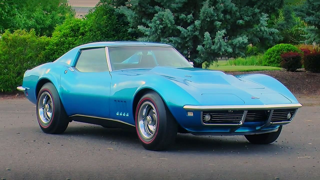 The Most Powerful and Rare 1968 Chevrolet Corvette 427 Coupe. Find ...