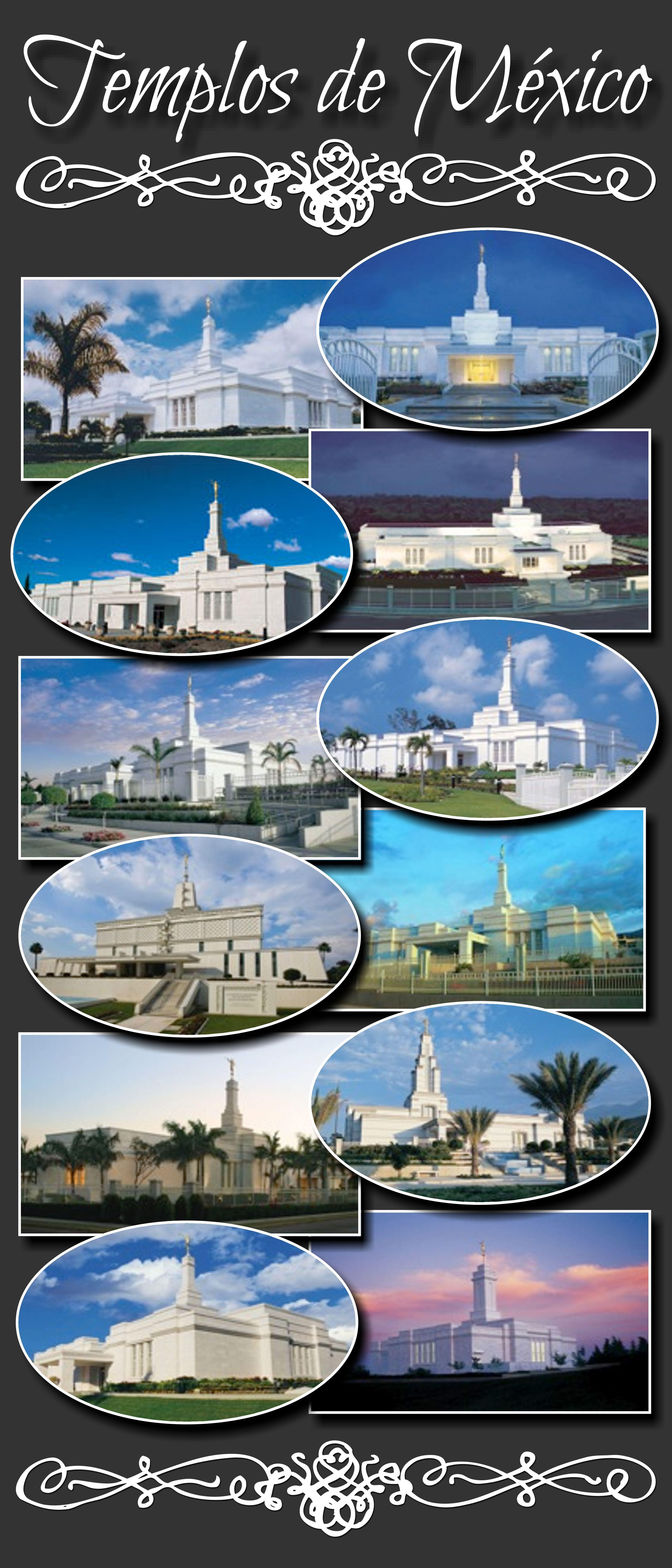 Templos de México #TemploSUD #SUD #LDS #espanol http://www.lds.org ...