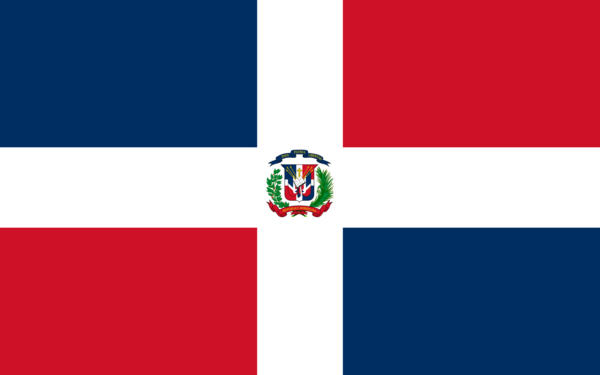 Dominican Republic Country Flag Dominican Republic Flag Dominican Flag Republic Flag