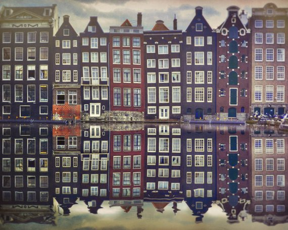 Amsterdam Photography Amsterdam Print Travel Wall Art Amsterdam