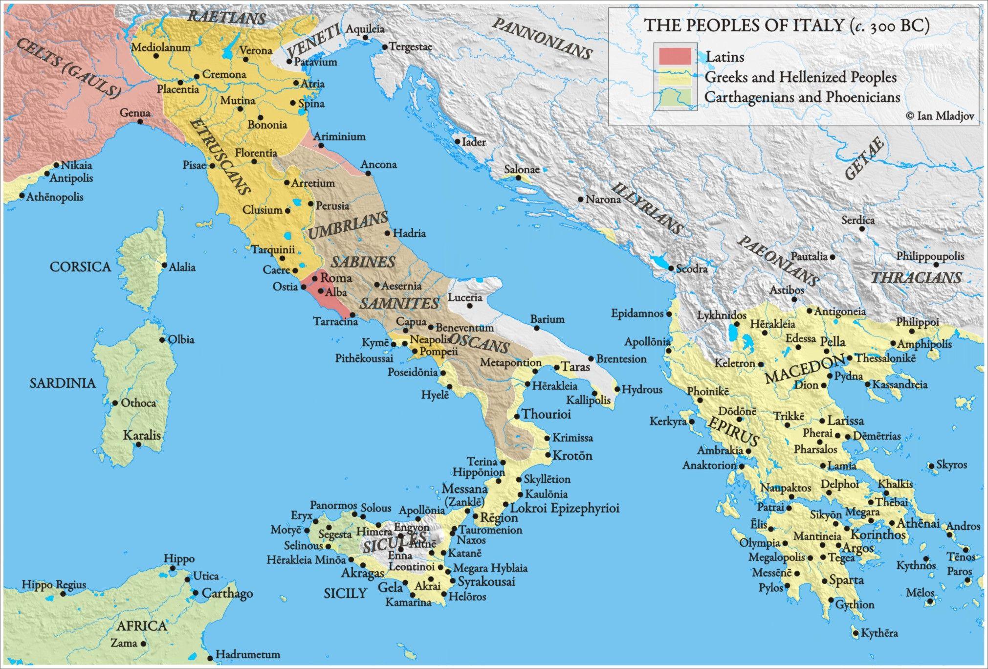Italy 300bce Genua