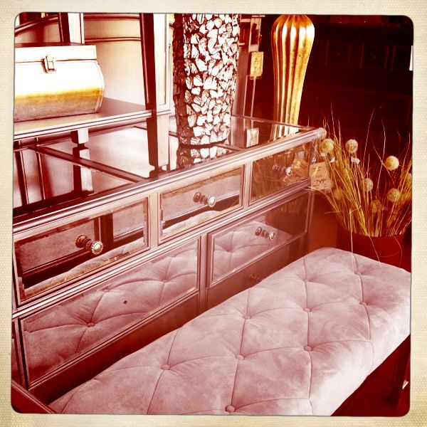 large mirrored nightstand pier. Pier 1 Hayworth Collection - Love This Mirrored Dresser Large Nightstand O