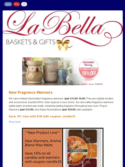 Check out this Mad Mimi newsletter September Newsletter: New products have arrived!  Fall is around the corner and new products will be arriving on my website daily.
