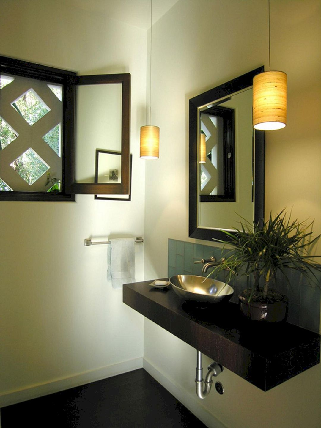 7 Interesting Bathroom Lamp Ideas To Make It More
