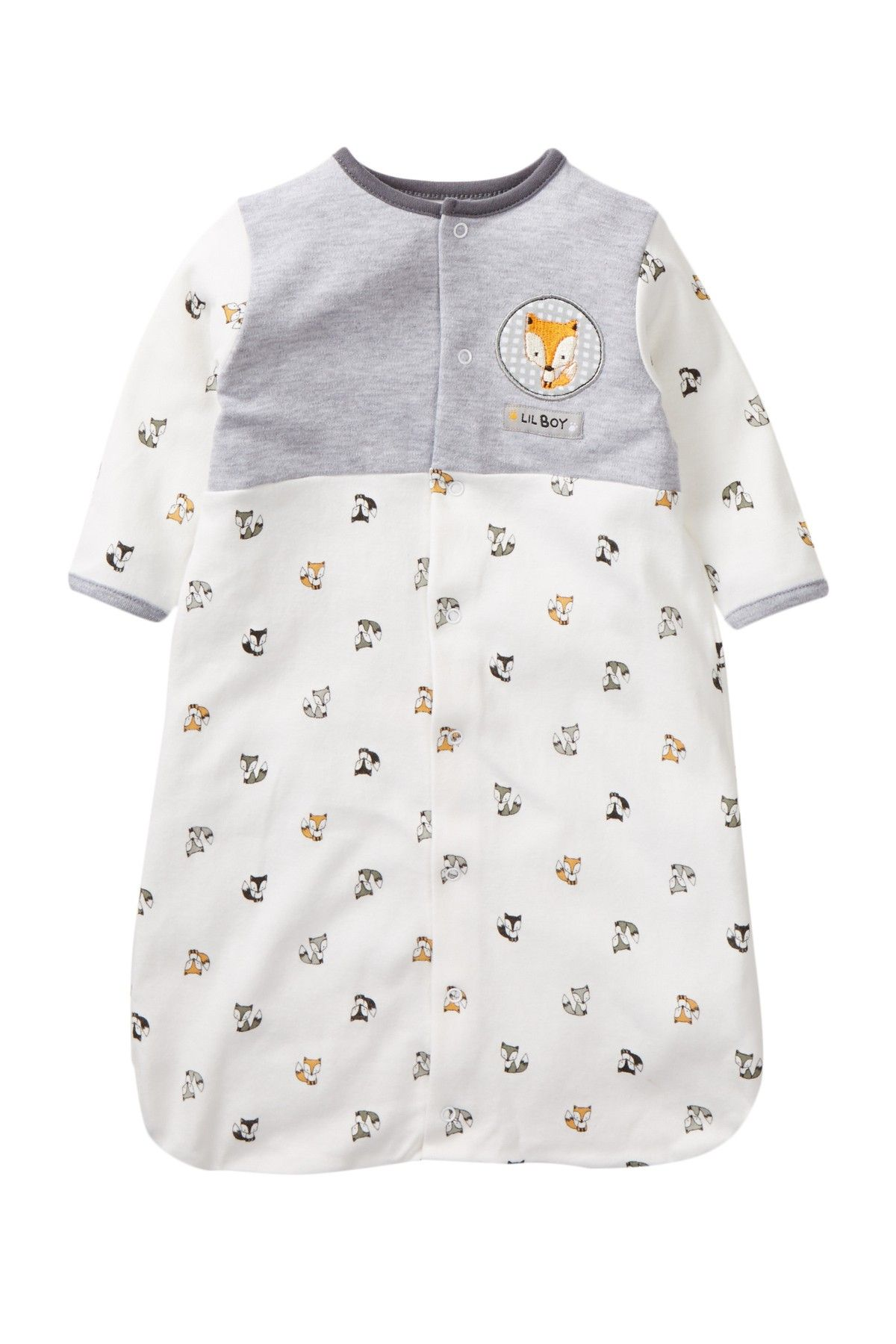Fox Sleeping Bag Baby Boys