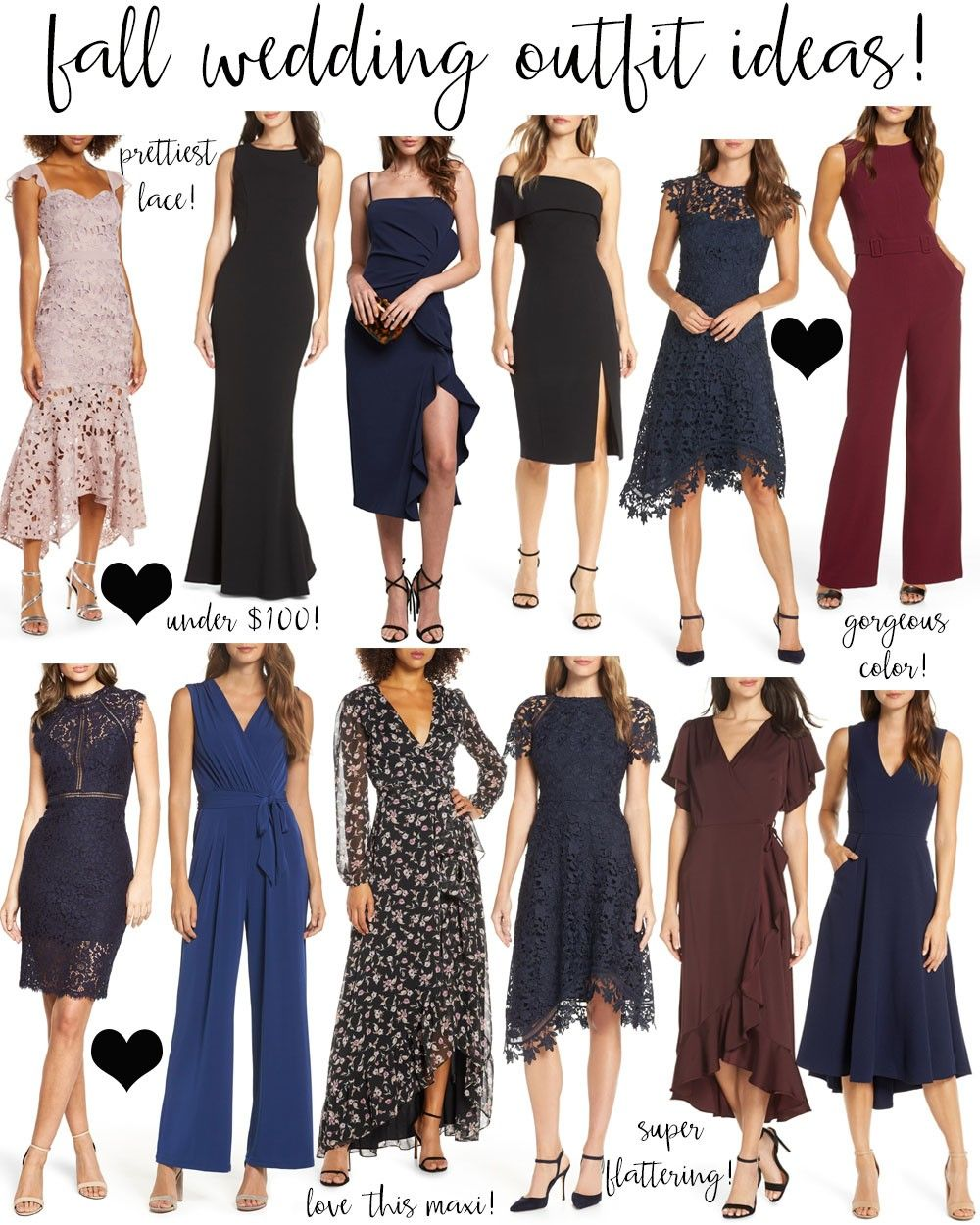 Dress Ideas For A Fall Wedding In 2020 Fall Wedding Outfits Fall Wedding Guest Dress Wedding Guest Outfit Fall