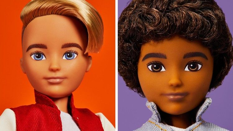 Mattel S New Doll Can Be A Boy Girl Neither Or Both Apple News Spotlight Gender Neutral Toys Gender Neutral Gender Neutral Colors