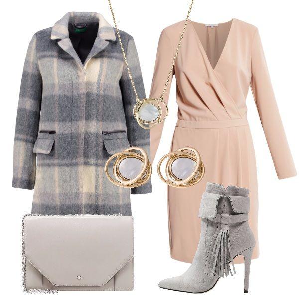 Sofisticata tonalità di grigio e sei perfetta per il look da ...