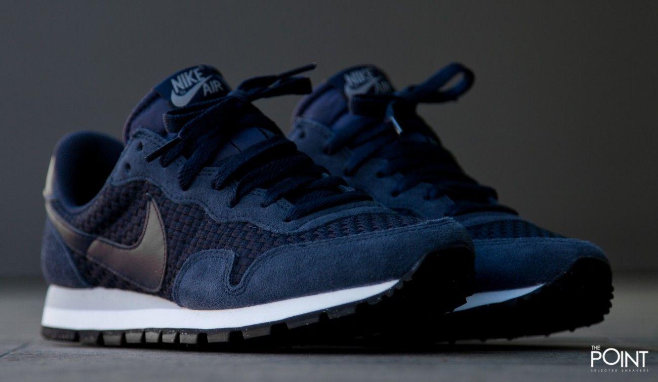 Zapatillas Nike Air Pegasus 83 Woven Azul Marino