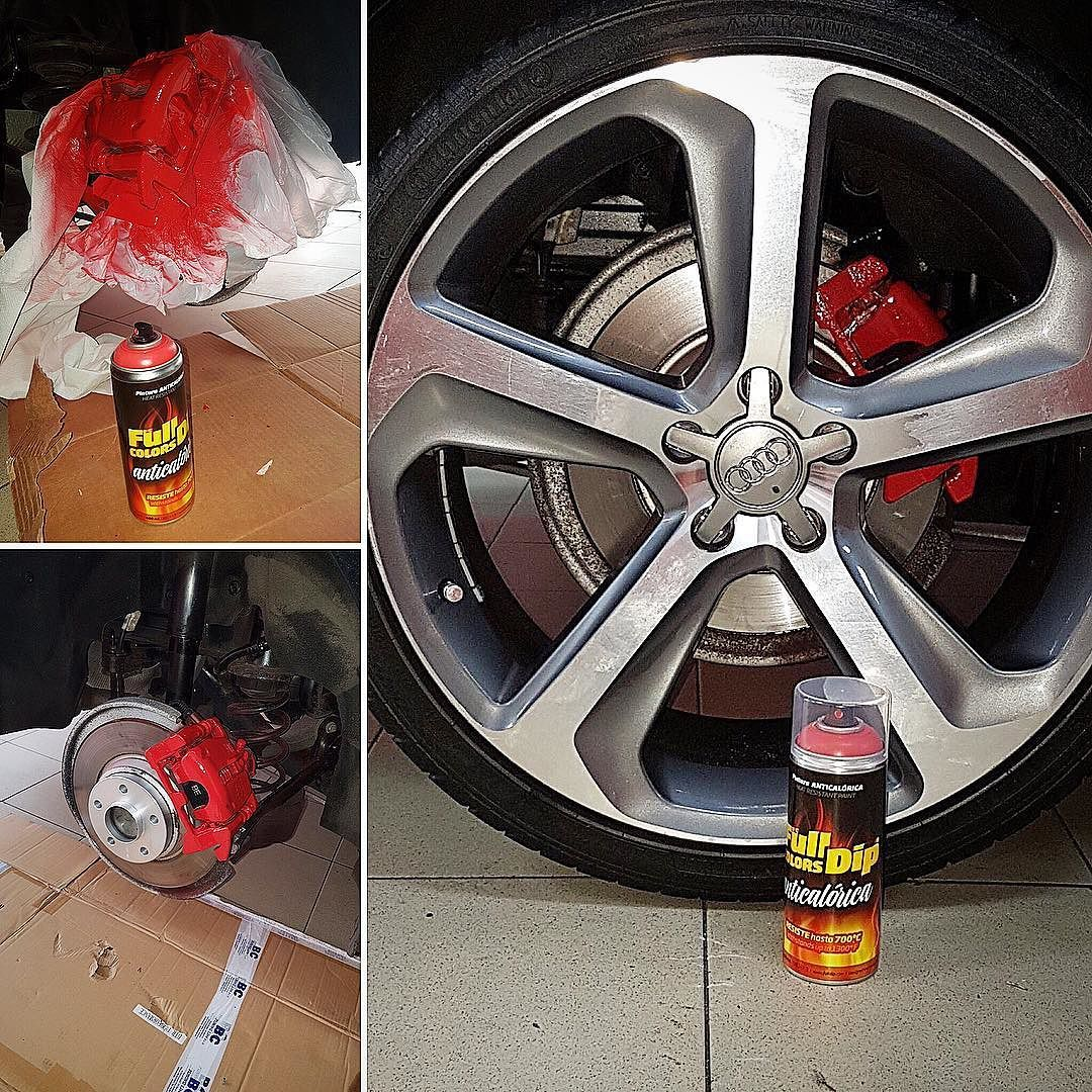Pintar las pinzas de freno es una #modificacion básica en el #tuning y el #racing. Esta pintura de @fulldipauto en color rojo anticalórica es la evución de las pinturas clásicas... la caña! www.101racing.es #car #cars #bmw #carporn #turbo #audi #vw #stance #jdm #mercedes #auto #тюнинг #smotra #honda #volkswagen #drive2 #low #racing #follow #speed #wheels #supercar #picoftheday #instacar #nissan #drift #fulldip