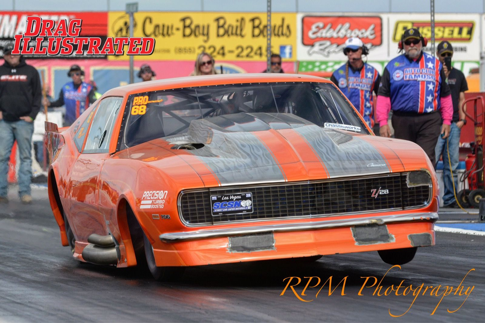 Rotary powered Pro Mod Camaro | Drag Cars , Street Rods and Muscle ...