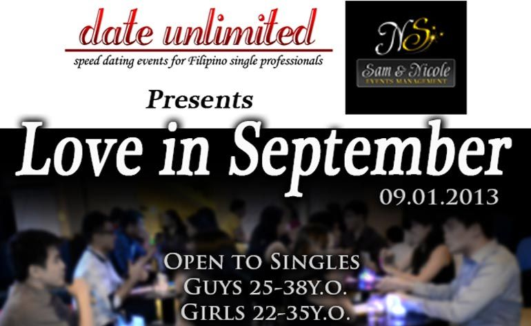 speed dating date unlimited