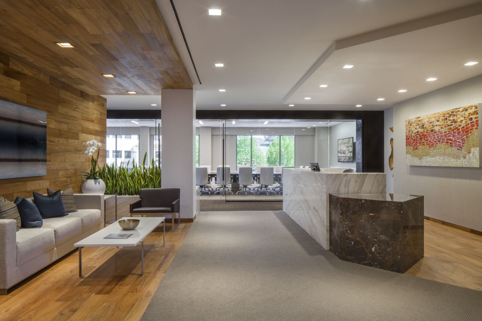 office tour  financial services company offices  u2013 westlake